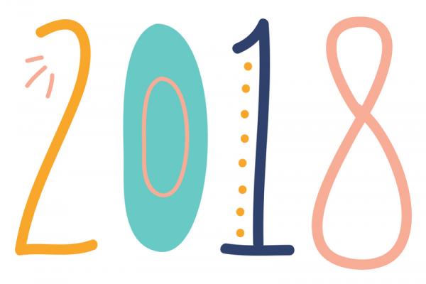 12 Propósitos y objetivos para 2018