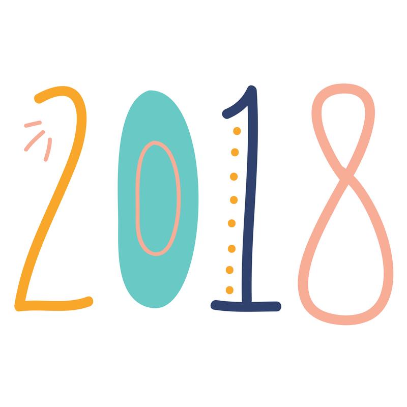 En este momento estás viendo 12 Propósitos y objetivos para 2018