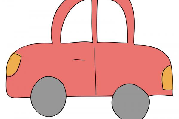 8 claves para generar una sana autoestima en los niños/as gracias a la metáfora del coche