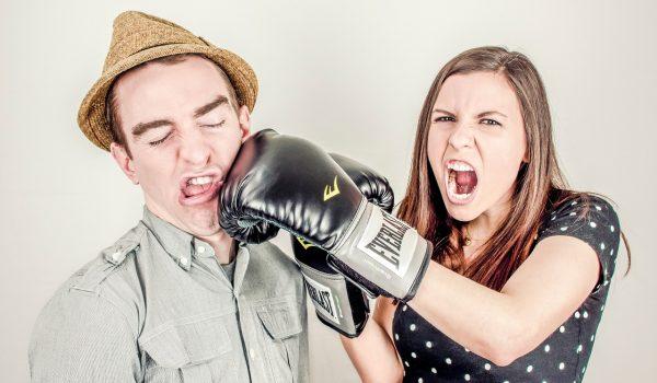 5 pasos para aprender a enfadarte sanamente